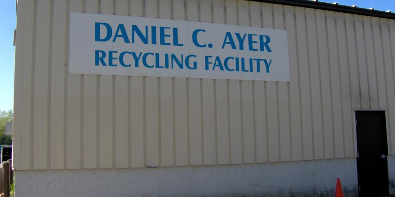 Merrimack Recycle Center